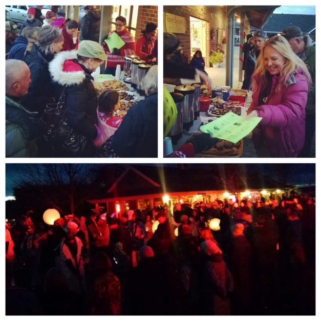 Village Lighting 2014